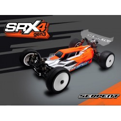 SERPENT SRX4 G3 EP Buggy 4WD