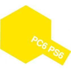 TAMIYA PS-6 Yellow