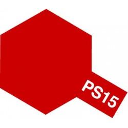 TAMIYA PS-15 Metallic Red