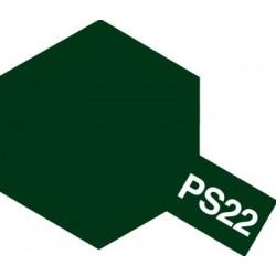 TAMIYA PS-22 Racing Green