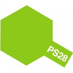 TAMIYA PS-28 Fluorescent Green