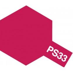 TAMIYA PS-33 Cherry Red