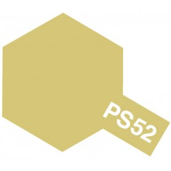 TAMIYA PS-52 Champagne Gold...