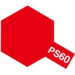 TAMIYA PS-60 Bright Mica Red