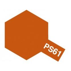 TAMIYA PS-61 Metallic Orange
