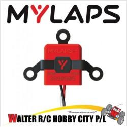 MYLAPS RC4 Hybrid Transponder