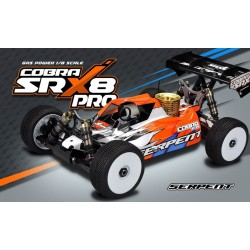 SERPENT SRX8-B Pro Edition...