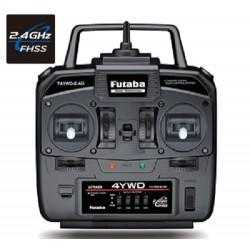 FUTABA 4YWD 2.4GHz + R214GF-E